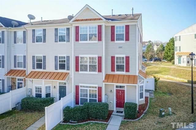 2220 Raven Road #110, Raleigh, NC 27614 (#2362218) :: Real Properties