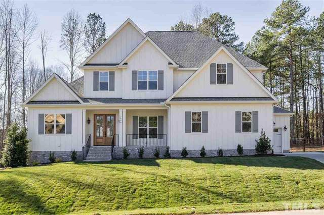 104 Falling Stone Drive, Holly Springs, NC 27540 (#2362230) :: Real Estate By Design