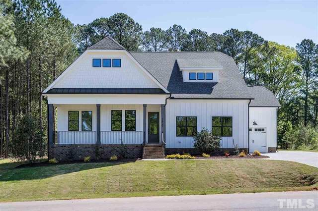 309 Silent Cove Lane, Holly Springs, NC 27540 (#2362237) :: Real Estate By Design