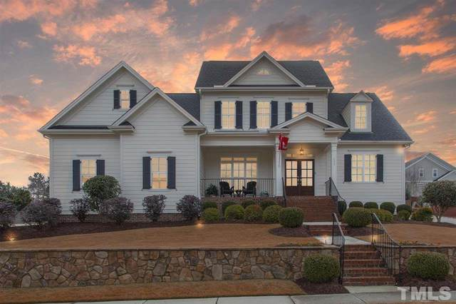 669 Bennett Mountain Trace, Chapel Hill, NC 27516 (#2362248) :: The Jim Allen Group