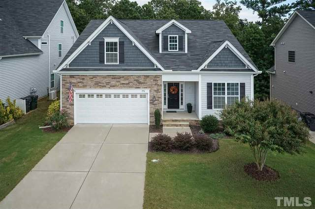 256 Vinewood Place, Holly Springs, NC 27540 (#2362327) :: Choice Residential Real Estate