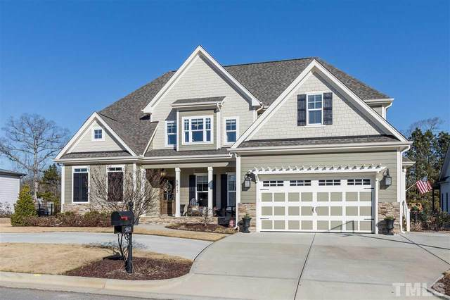 5812 Cleome Court, Holly Springs, NC 27540 (#2362338) :: Bright Ideas Realty
