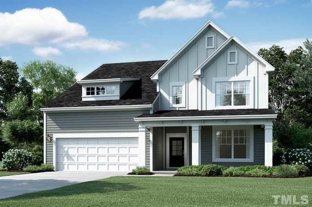 125 Winding Creek Loop, Chapel Hill, NC 27517 (#2362344) :: Dogwood Properties