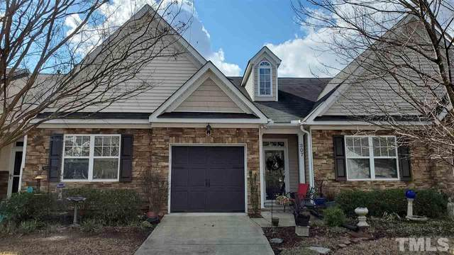 307 Plank Bridge Way, Morrisville, NC 27560 (#2362357) :: Choice Residential Real Estate
