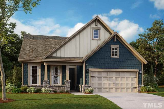1517 Stonemill Falls Drive #79, Wake Forest, NC 27587 (#2362359) :: Real Estate By Design