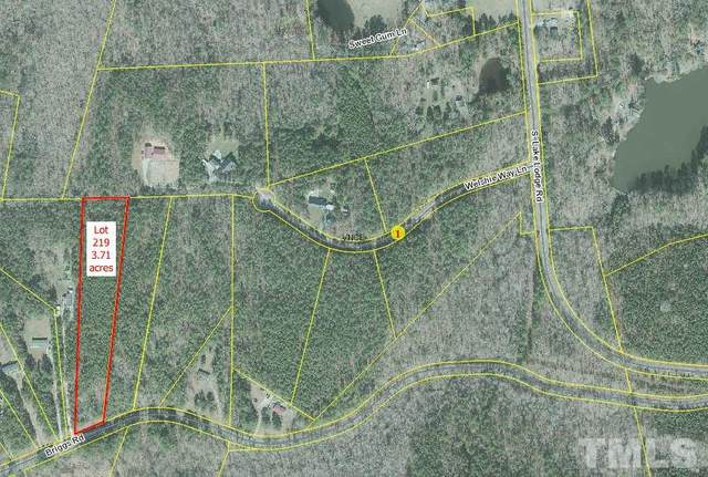 0 3.71 Briggs Road, Henderson, NC 27537 (#2362377) :: Choice Residential Real Estate