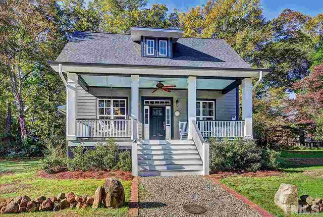 408 North Street, Chapel Hill, NC 27514 (#2362386) :: Real Properties