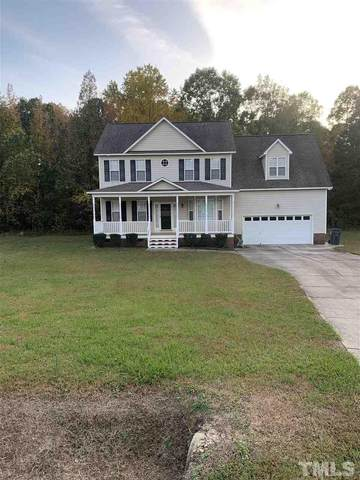 177 Oak Creek Drive, Clayton, NC 27520 (#2362403) :: Bright Ideas Realty
