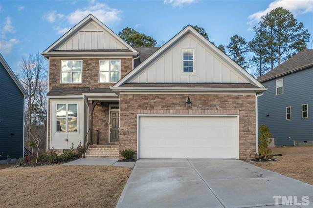 1833 Austin Ridge Parkway, Wake Forest, NC 27587 (#2362405) :: Marti Hampton Team brokered by eXp Realty