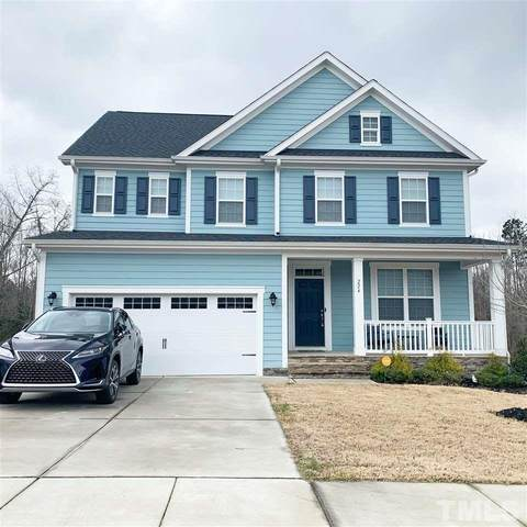 224 Mystwood Hollow Circle, Holly Springs, NC 27540 (MLS #2362410) :: On Point Realty