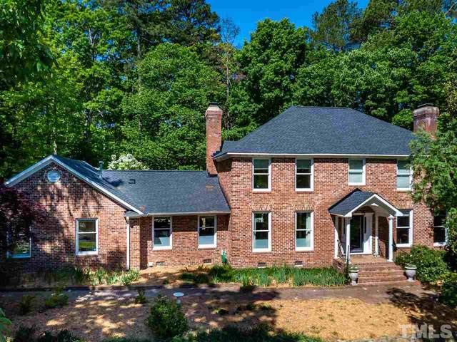 1520 Arboretum Drive, Chapel Hill, NC 27517 (#2362412) :: Real Estate By Design