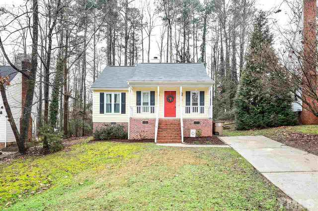 313 Amherst Creek Drive, Wake Forest, NC 27587 (#2362426) :: Sara Kate Homes