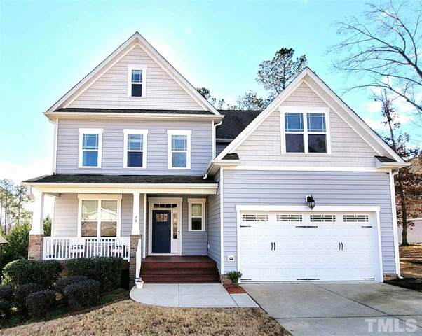24 Barrowby Drive, Clayton, NC 27527 (#2362432) :: RE/MAX Real Estate Service