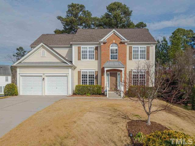 105 Jennings Way, Morrisville, NC 27560 (#2362455) :: Real Properties