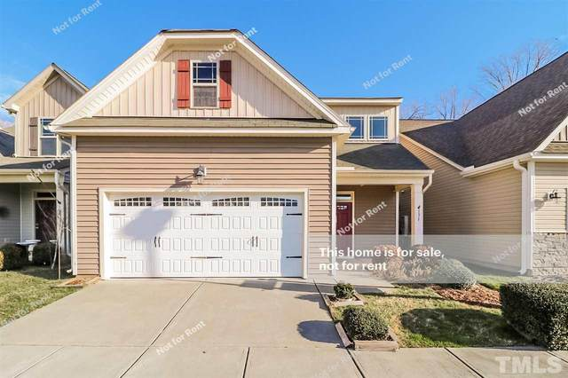 131 Cottage Drive, Clayton, NC 27527 (#2362480) :: The Jim Allen Group