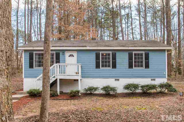 1039 Holden Road, Youngsville, NC 27596 (#2362488) :: Real Properties