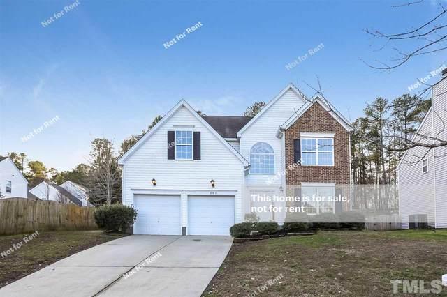 201 Talley Ridge Drive, Holly Springs, NC 27540 (#2362524) :: Classic Carolina Realty