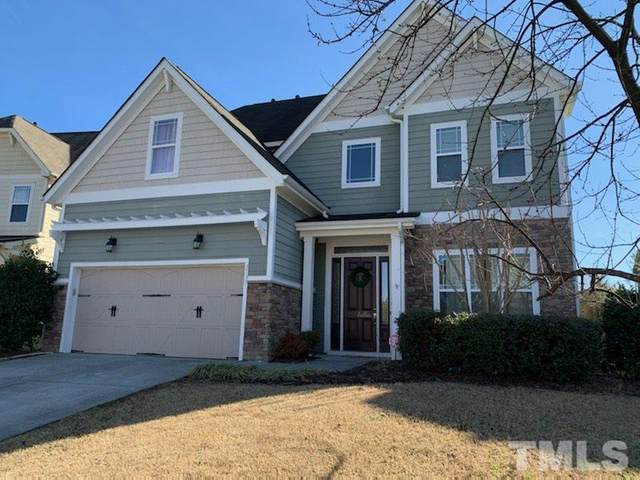 3737 Willow Stone Lane, Wake Forest, NC 27587 (#2362525) :: Saye Triangle Realty