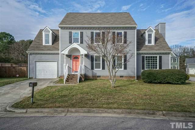 4229 Knightsbridge Way, Raleigh, NC 27604 (MLS #2362529) :: The Oceanaire Realty