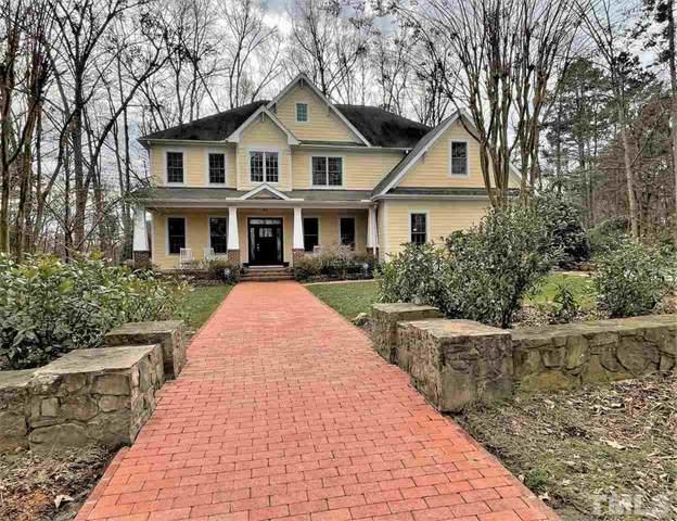 411 N Elliott Road, Chapel Hill, NC 27514 (#2362535) :: The Jim Allen Group