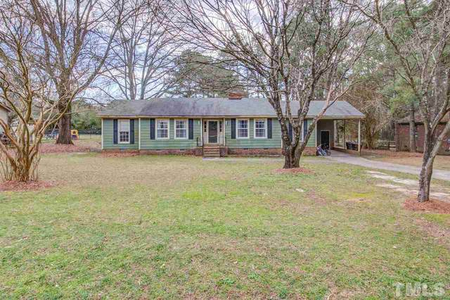 240 Forest Lane, Wendell, NC 27591 (#2362542) :: The Rodney Carroll Team with Hometowne Realty