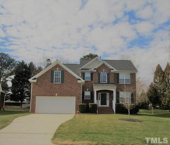 110 Fairchild Downs Place, Cary, NC 27518 (#2362565) :: Triangle Just Listed