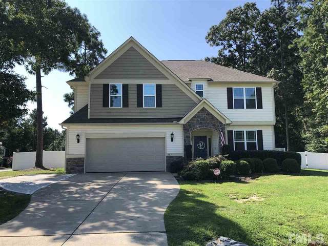 321 Timberland Drive, Angier, NC 27501 (#2362566) :: The Rodney Carroll Team with Hometowne Realty