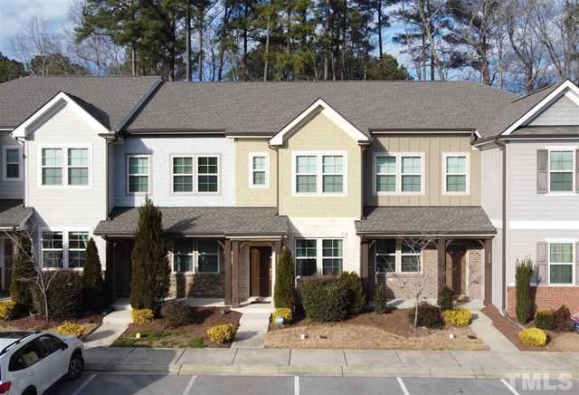 692 Wickham Ridge Road, Apex, NC 27539 (#2362603) :: Bright Ideas Realty