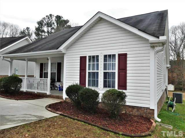 45 Atherton Drive, Youngsville, NC 27596 (#2362610) :: Real Properties