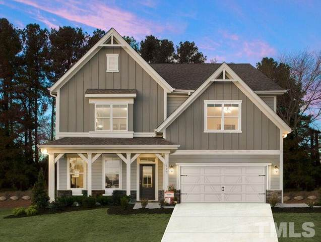 132 Woodstaff Avenue, Wake Forest, NC 27587 (#2362614) :: The Rodney Carroll Team with Hometowne Realty