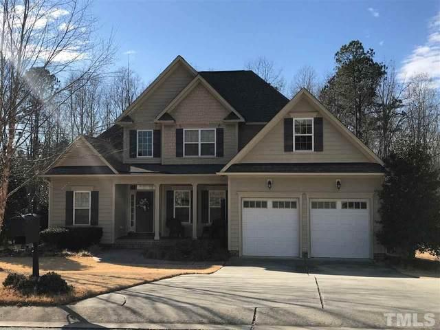 207 Old York Circle, Clayton, NC 27527 (#2362618) :: RE/MAX Real Estate Service