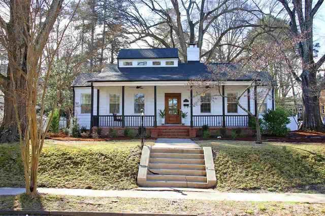 3305 Clark Avenue, Raleigh, NC 27607 (#2362630) :: Saye Triangle Realty