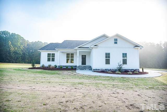 511 Mcarthur Road, Broadway, NC 27505 (#2362636) :: Triangle Just Listed
