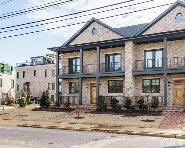 824 Oberlin Road #103, Raleigh, NC 27605 (#2362642) :: The Rodney Carroll Team with Hometowne Realty