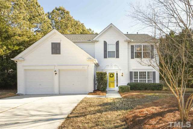 201 New Timber Path, Apex, NC 27502 (#2362661) :: Choice Residential Real Estate