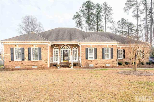 3303 NW Blenheim Place, Wilson, NC 27896 (#2362697) :: Real Properties
