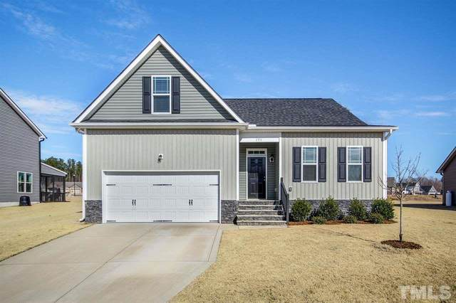 151 Fairview Street, Clayton, NC 27520 (#2362702) :: Choice Residential Real Estate