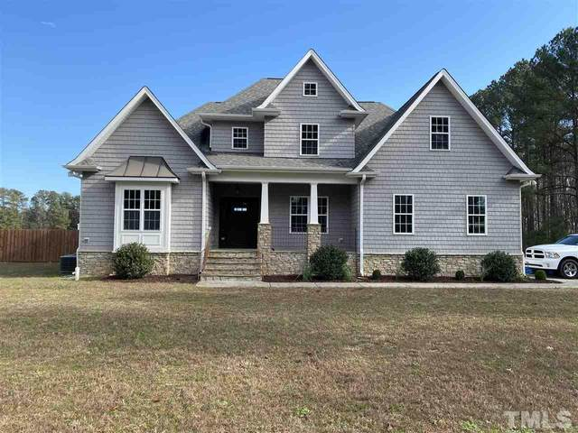 861 Bethlehem Church Road, Youngsville, NC 27569 (#2362725) :: Bright Ideas Realty
