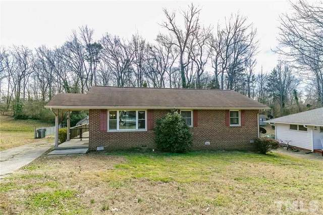 317 Tryon Street, Burlington, NC 27217 (#2362737) :: The Rodney Carroll Team with Hometowne Realty