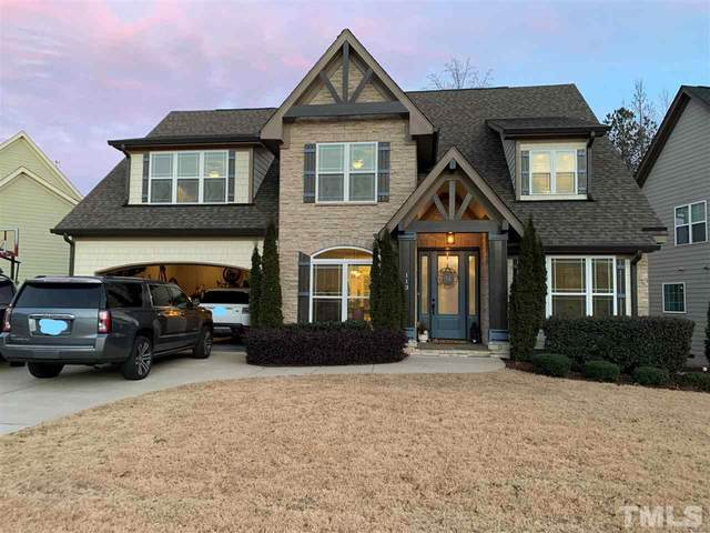 113 Palermo Court, Apex, NC 27539 (#2362752) :: Bright Ideas Realty