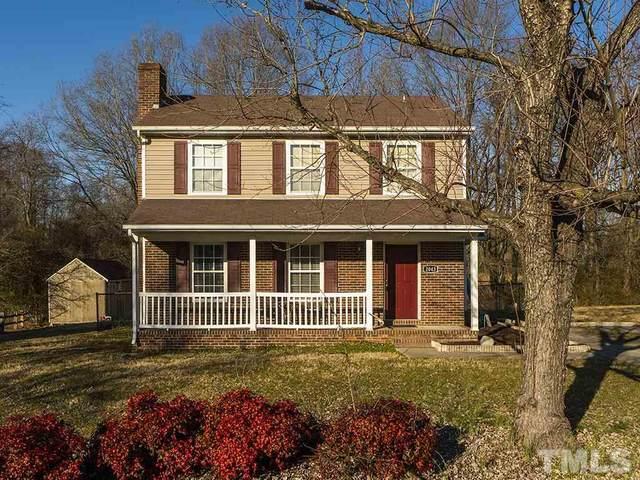 2043 Fox Run Road, Burlington, NC 27215 (#2362753) :: Dogwood Properties