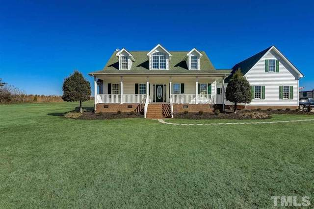 1151 Walter Bowen Road, Henderson, NC 27537 (#2362766) :: The Rodney Carroll Team with Hometowne Realty