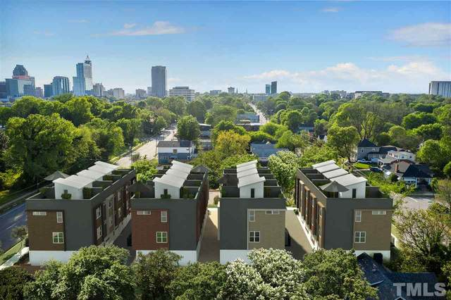801 New Bern Avenue #103, Raleigh, NC 27601 (#2362769) :: Triangle Just Listed