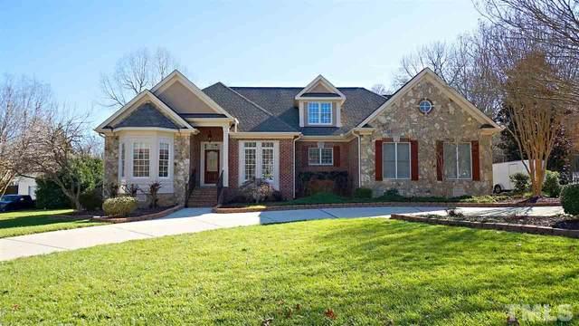 125 Kensington Drive, Youngsville, NC 27596 (#2362786) :: Real Properties