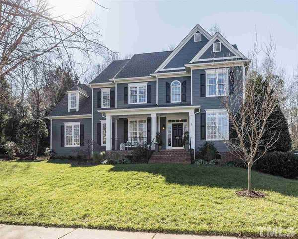 113 Flint Point Lane, Holly Springs, NC 27540 (#2362792) :: The Jim Allen Group