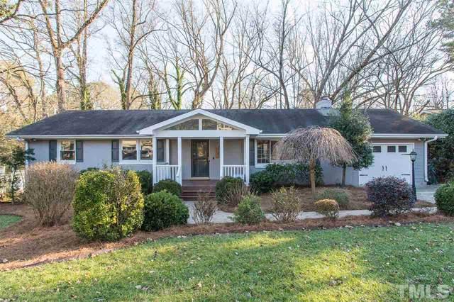 1314 Ivy Lane, Raleigh, NC 27609 (#2362795) :: Real Properties