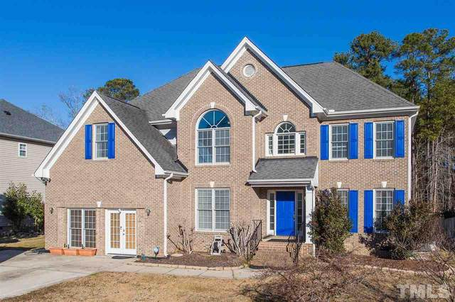 5909 Clarks Fork Drive, Raleigh, NC 27616 (#2362808) :: Triangle Just Listed