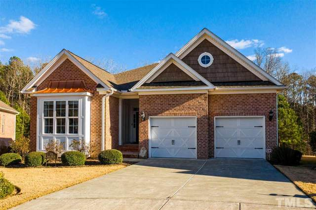 327 Hales Wood Road, Chapel Hill, NC 27517 (#2362814) :: Triangle Just Listed