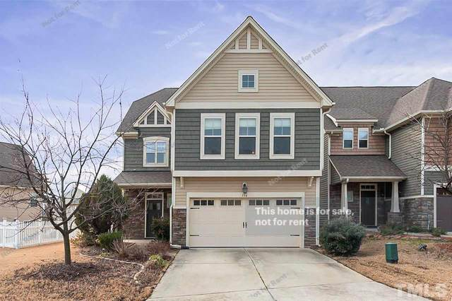 136 Station Drive, Morrisville, NC 27560 (#2362816) :: Dogwood Properties