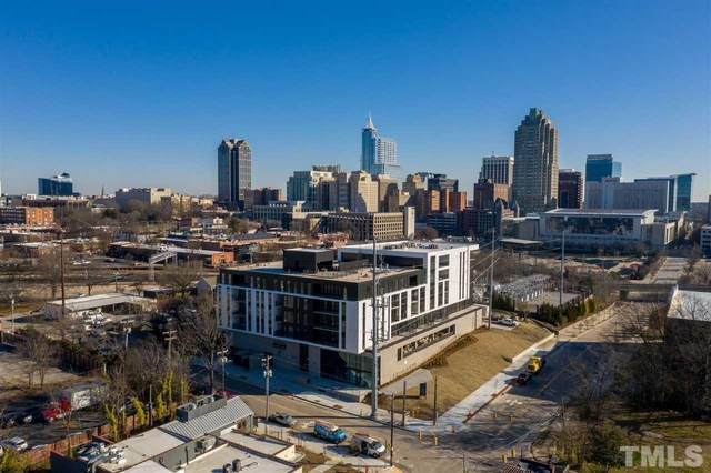 523 S West Street #409, Raleigh, NC 27601 (#2362817) :: The Jim Allen Group
